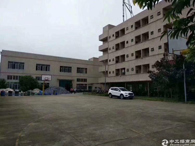 惠州惠阳新出红本独门独院厂房约9000平,价格超低