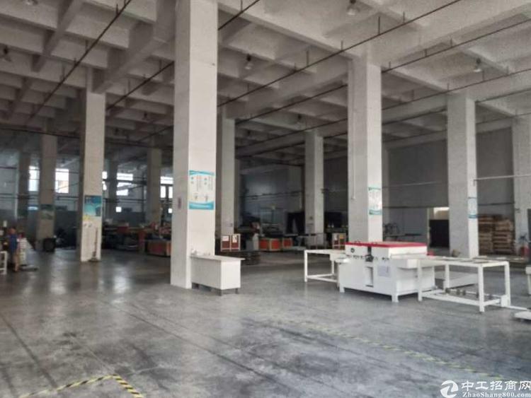 新出原房东标准厂房一楼3000平米