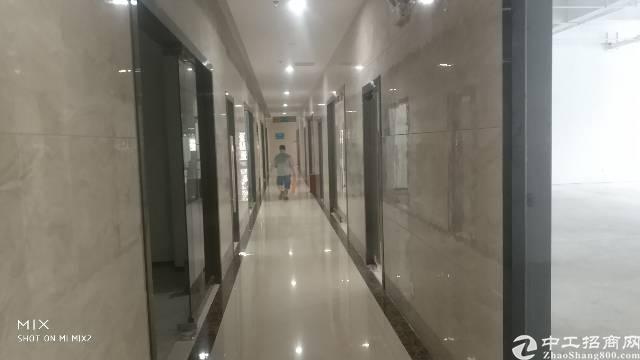 龙岗中心城精装修办公室出租-图2