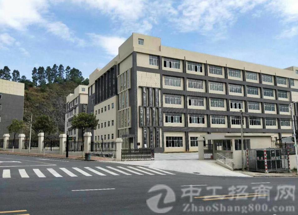 塘厦石鼓全新标准厂房4200平方带装修出租