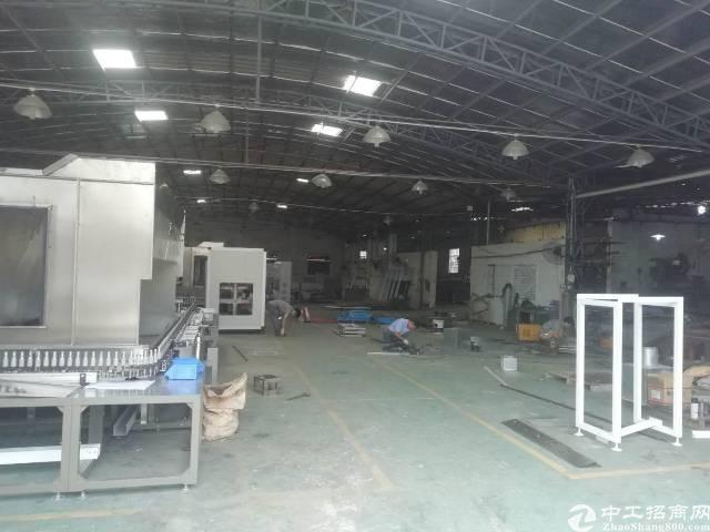 茶山镇新出独门独院钢构总面积2650平, 1.厂房滴水6米1