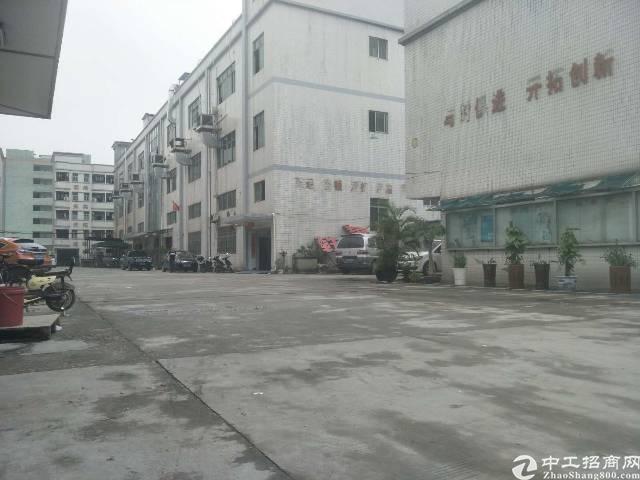 沙井  高速路附近独院厂房6000平米出租
