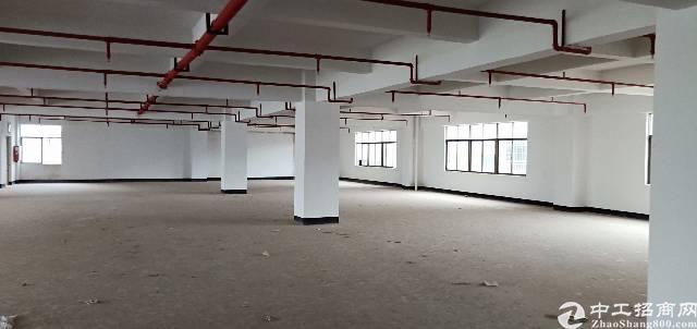 谢岗靠近惠州全新厂房7000平方招租