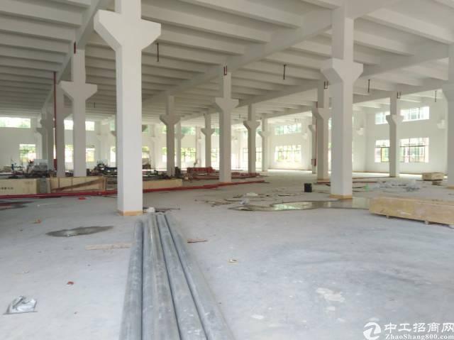 寮步独院出租标准厂房一楼3800平方 高9米