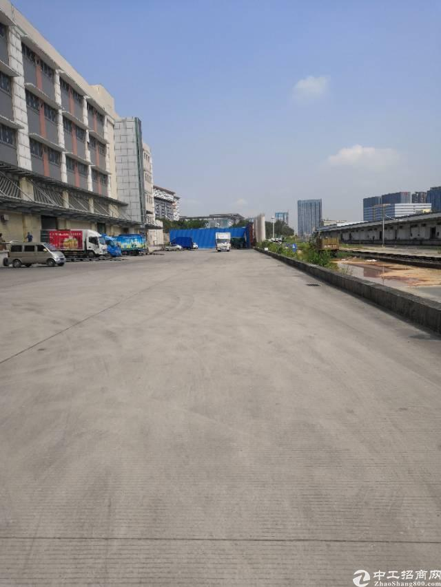 平湖华南城1100平方标准物流厂房出租
