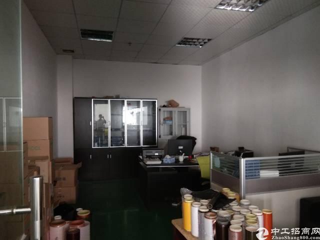 沙井庄村新出楼上精装修水电齐全厂房680平