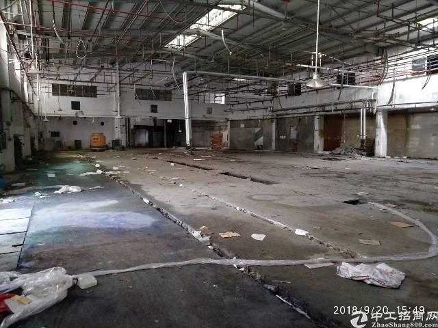 租客分租300平方做仓库