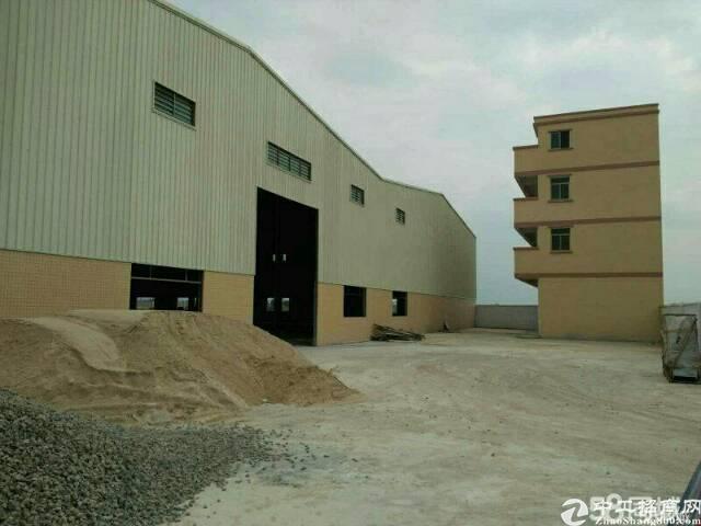 东莞市高埗工业区独立钢构厂房3500平米出售