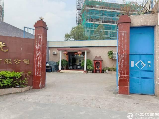 茶山镇卢边村1800平米单一层厂房出租