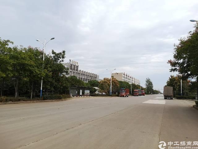 武汉阳逻开发区工业地43亩及1.2万平方米厂房岀售