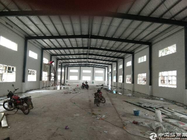 谢岗原房东独院钢构8米厂房