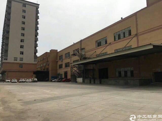 长安沿江高速口厂房及仓库条件明细  工业园区分A、B两栋 《