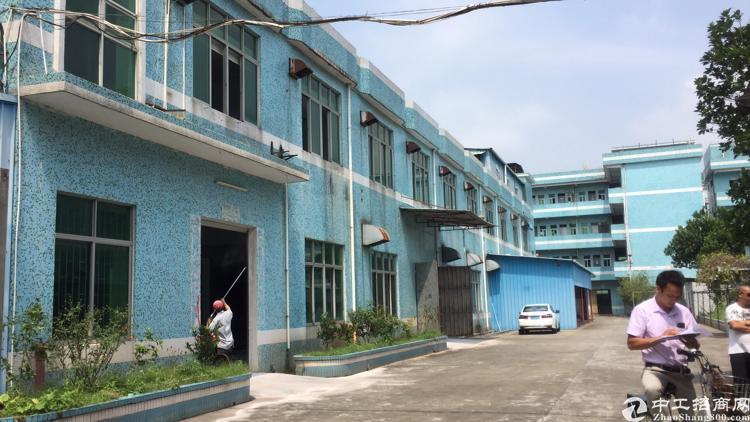 深圳龙岗独院厂房2层出租4000平带牛角高度6米