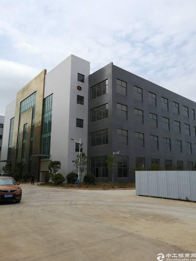 武汉阳逻地铁站20000平方米厂房,办公宿舍。-图4