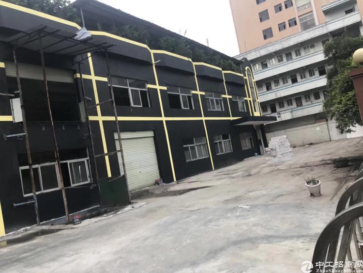 沙井岗头附近新出一楼400平方厂房出租