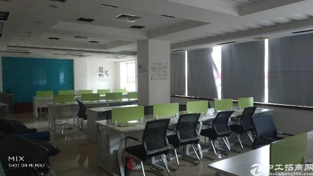 南联精装修办公室300平,实际面积出租-图3