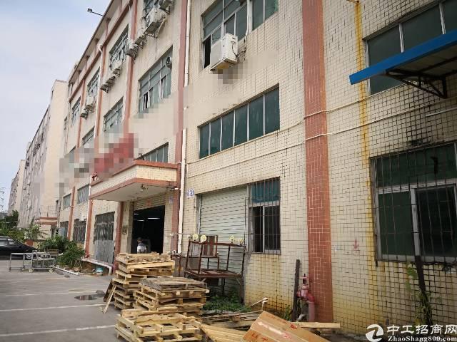 沙井松福大道边上共和新出楼上1400平厂房招租