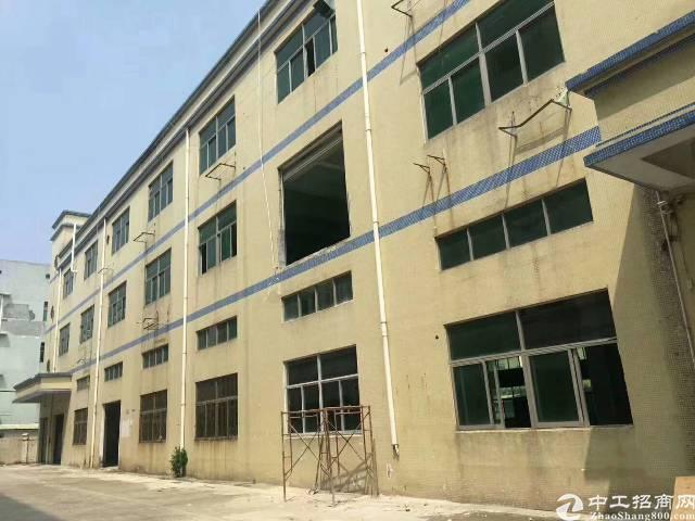 平湖鹅公岭工业区新出独院厂房6600平方招租