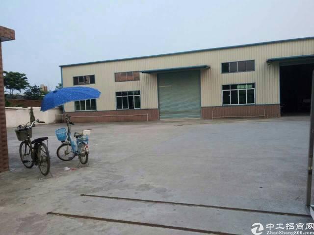 茶山镇独门独院单一层1500平米
