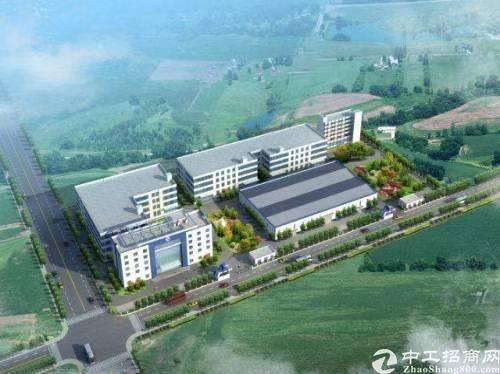 沙井全新建厂房35000平方实际面积合同5年