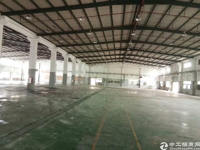 惠州  惠阳  秋长独门独院原房东厂房2500平方招租