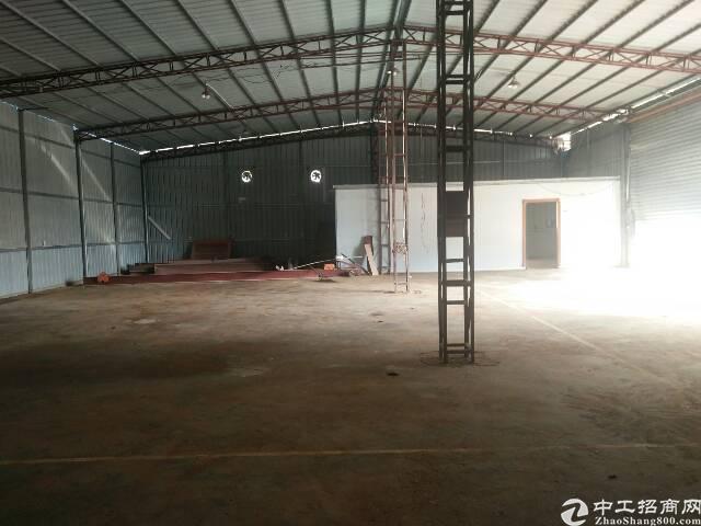 (招租)惠阳淡水钢构厂房700平,400平米分租