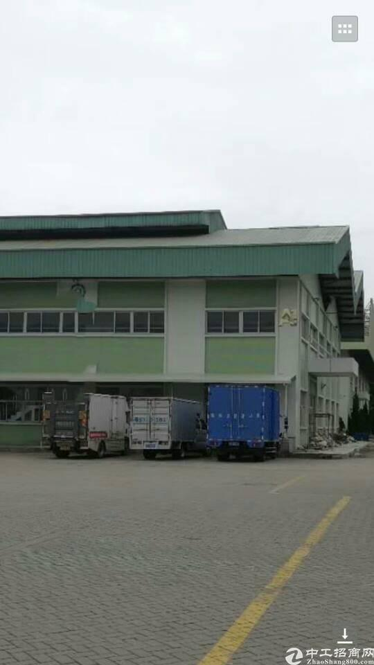 出售黄江双独门独院工业园。适合自己及投资