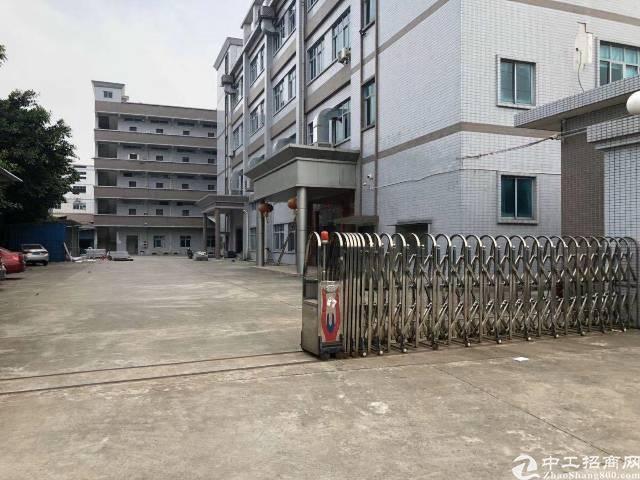 东莞独院带装修九成新厂房8200平