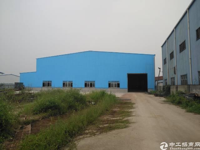 新出钢结构厂房4000平方转让
