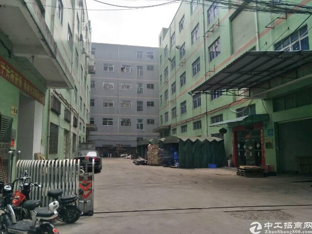 布吉李朗新出厂房:证件齐全,合同五年大小面积都有,租金25