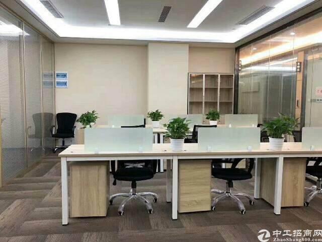 物业直租 家私齐全 拎包办公 双面采光 综合办公图片8