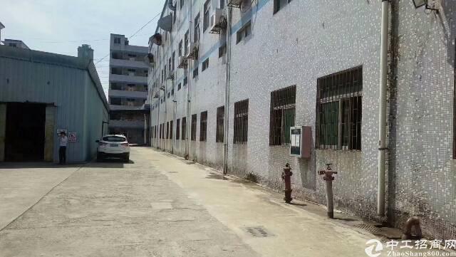 松岗燕川工业区新出独院厂房8000平米出租