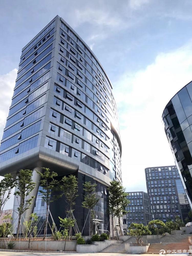 福永地铁口写字楼大型项目正式开盘,各种户型先到先得