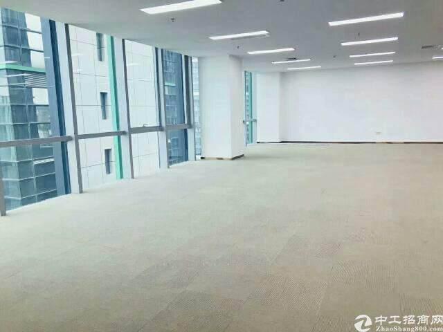 (出租) 衔接福永地铁口 星港同创汇200平 精装 带隔间图片7