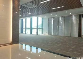 福永地铁口精装写字楼低价出租456平方图片6