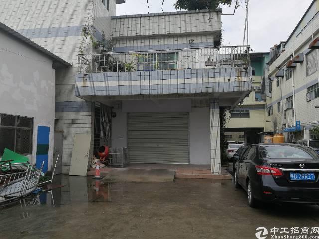 凤岗镇雁田新出带办公室吊顶标准厂房一楼680平