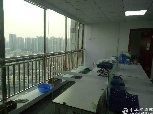 (出租) 衔接福永地铁口 星港同创汇200平 精装 带隔间图片8