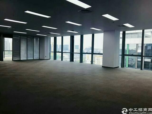 (出租)福永集创码头写字楼直租观湖景大小可分租带精装修