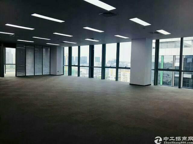 (出租) 衔接福永地铁口 星港同创汇200平 精装 带隔间图片2
