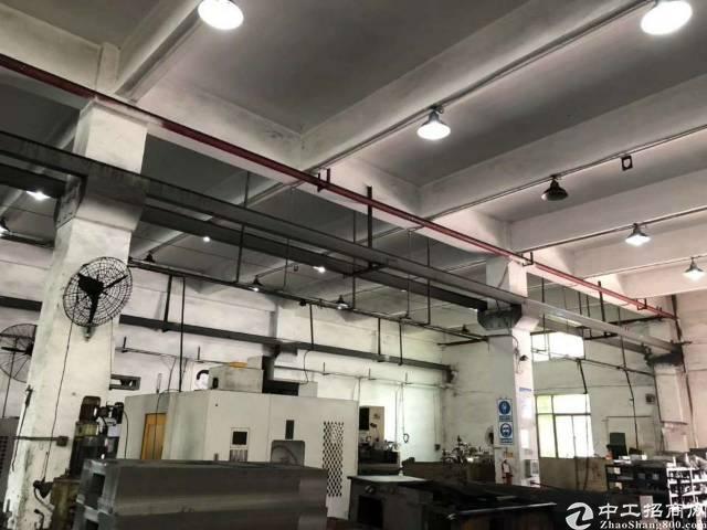 沙井共和松福大道边松福桥附近一二楼4940平方厂房出租