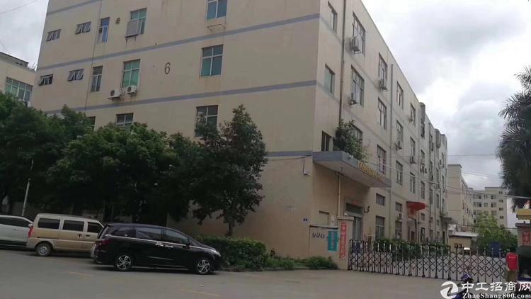 福永新出独院厂房6600平方出租
