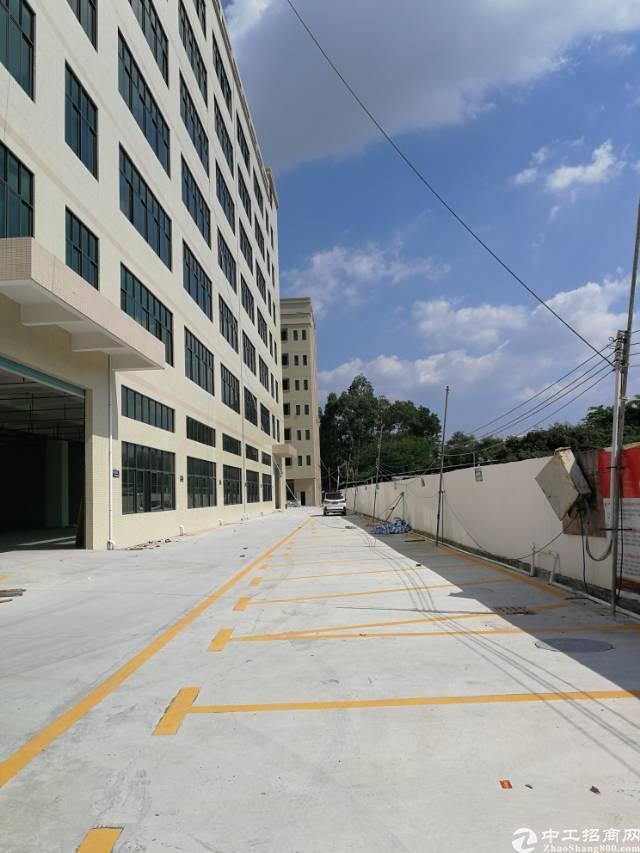凤岗镇浸校塘新出六楼全新厂房700平,带消防喷淋