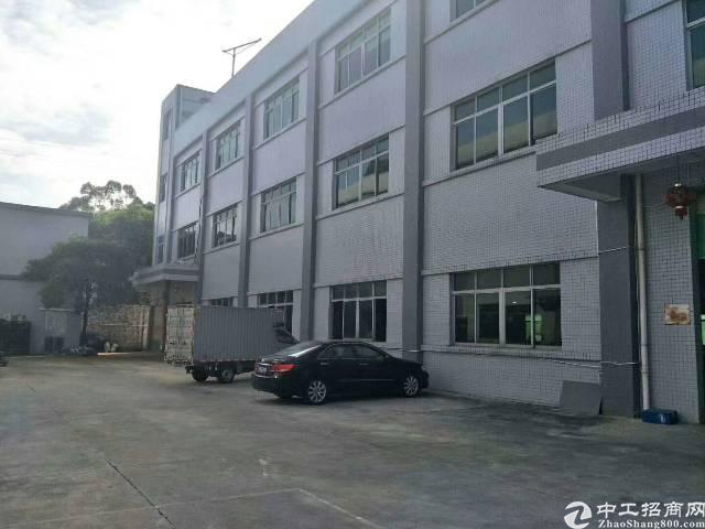 东莞市寮步镇新出原房东带装修可分租可办环评的厂房出租