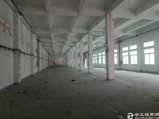 石岩罗租标准单一层独栋2300平方厂房出租