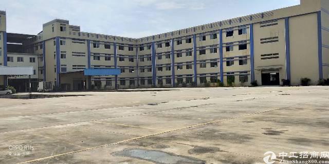 大岭山可办环评厂房6万平方出租大小可分租