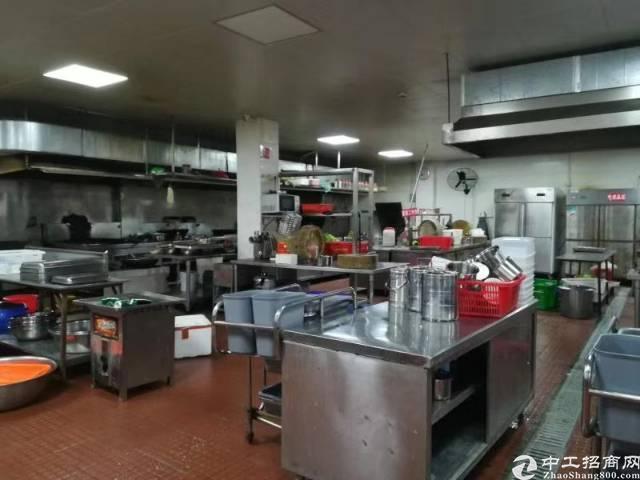 南联大工业区饭堂1000平转让-图2