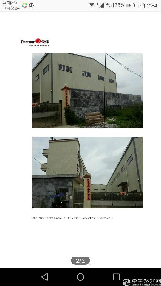 独院厂房钢结构7000平方出售