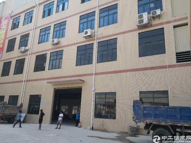 黄江镇6000平方独院厂房出租