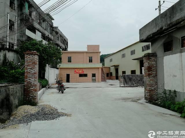 茶山镇新出单一层钢构厂房
