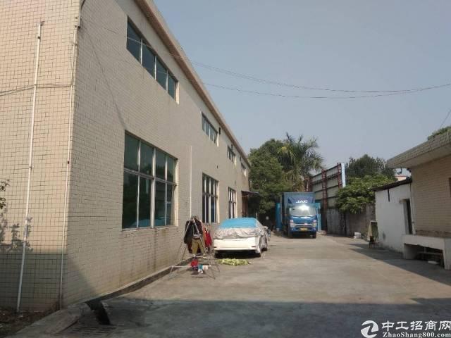 虎门占地7000㎡建筑6000㎡村委合同厂房出售